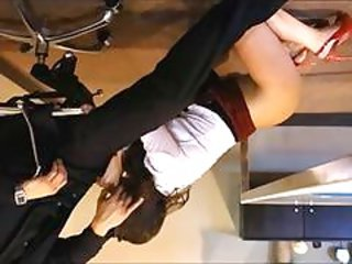 FANTASYHD Office secretary assfucked by to thrust her boss